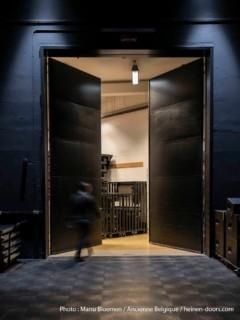 Large soundproof doors