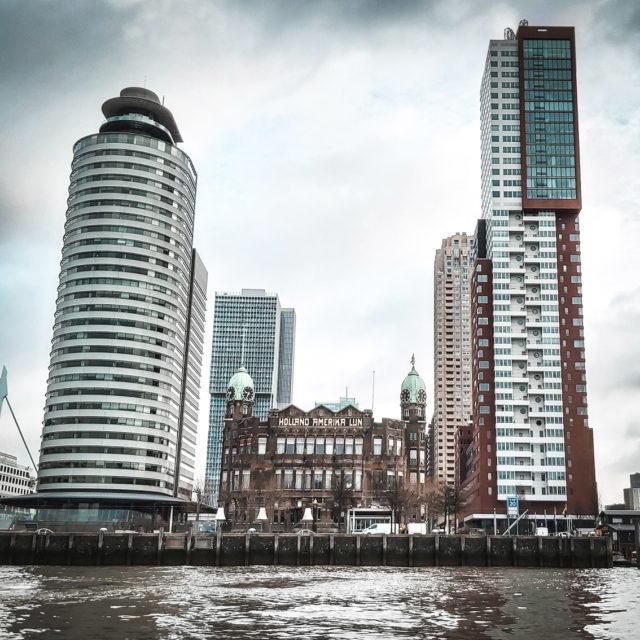 Hotel New York à Rotterdam